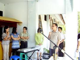Sambutan Ketua Yayasan, Pst. Hanny M