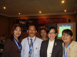 Foto bersama our Supervisor Prof Remy Mangindaan, MSc