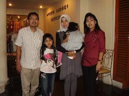dgn Vina Baksh's family