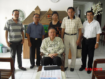 Konsultasi Panitia & Pastor Paroki dengan Uskup