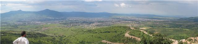 Cerro Verde.. un lugar mágico para vivir