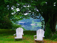 Step out, and sit awhile