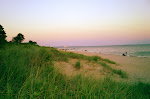Sand Dunes at Harkness Beach