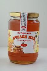 Натурален пчелен мед-многоцветен