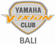 Logo YVC-BI (Yamaha Vixion Club Bali)