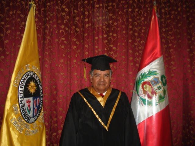 Foto del Dr. Manuel Rodriguez