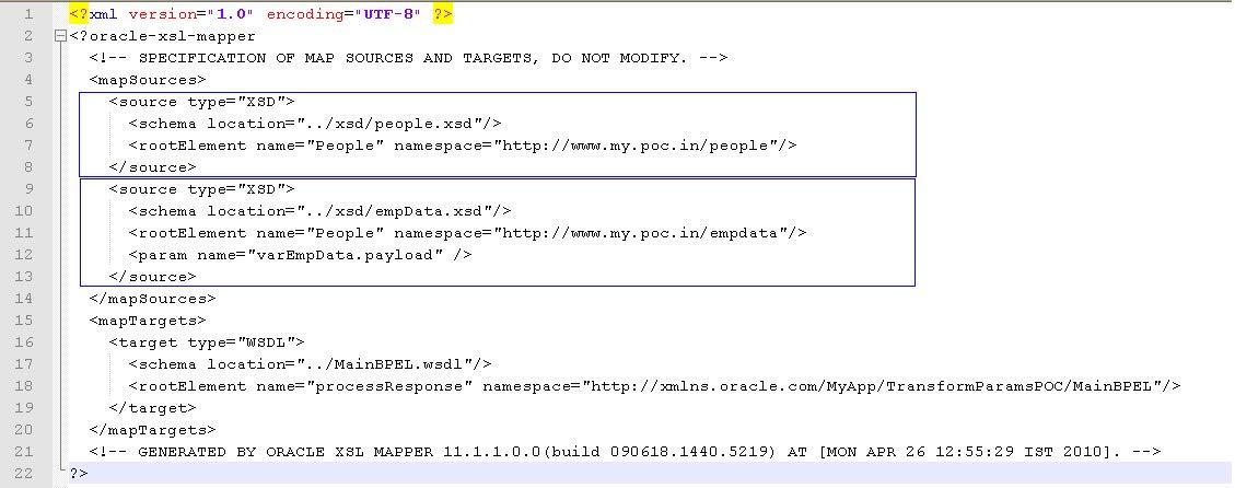 Bp xslt mpr also Adptr sock also Using Xsl Parameters In Soa 11g furthermore Adptr sock also Bp xslt mpr. on oracle xsl mapper