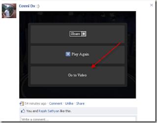 facebook videolarını siteye ekleme