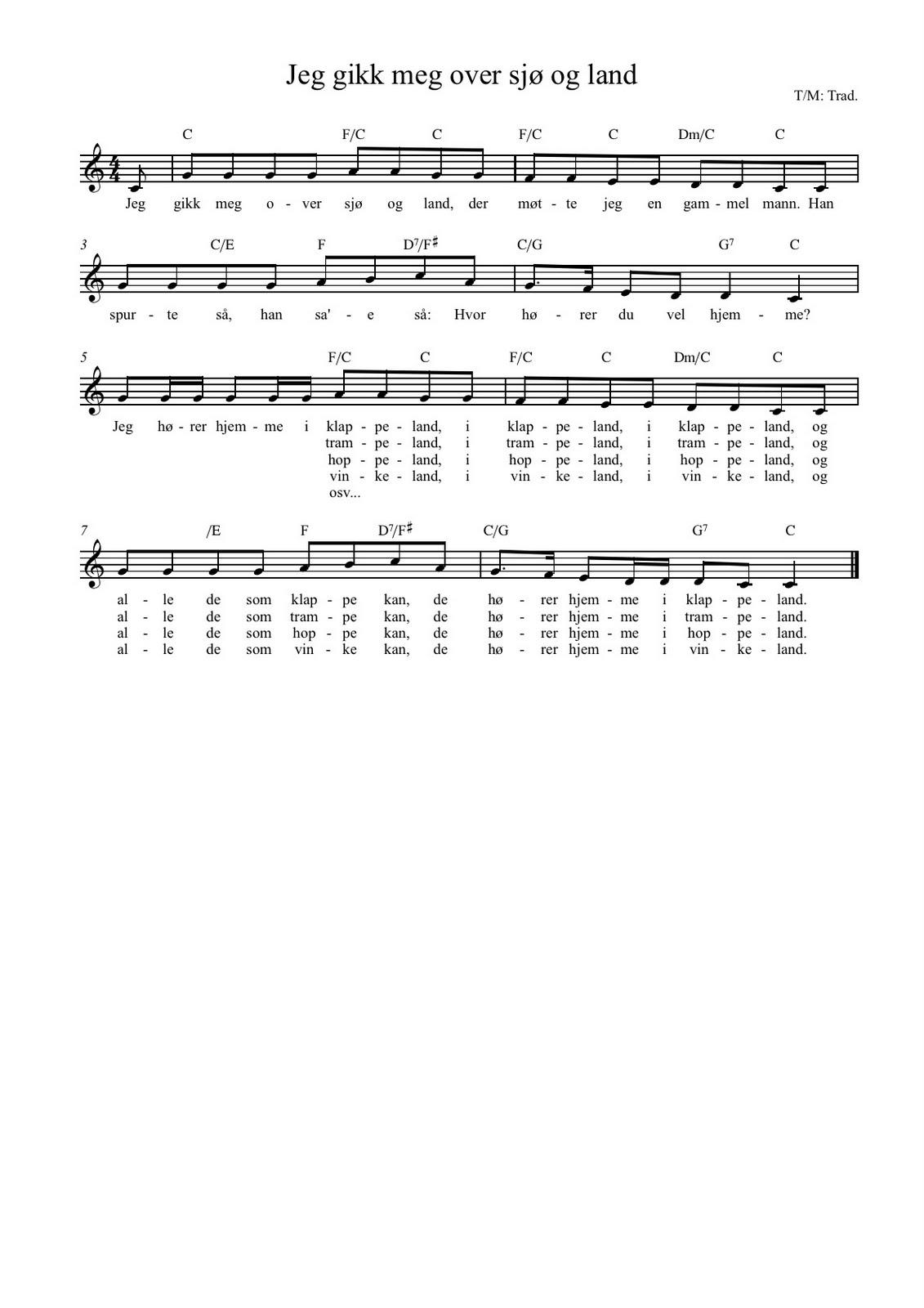 musevisa tekst og melodi