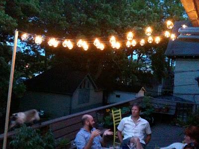 Patio Post Lights Craft It Up Patio Lights