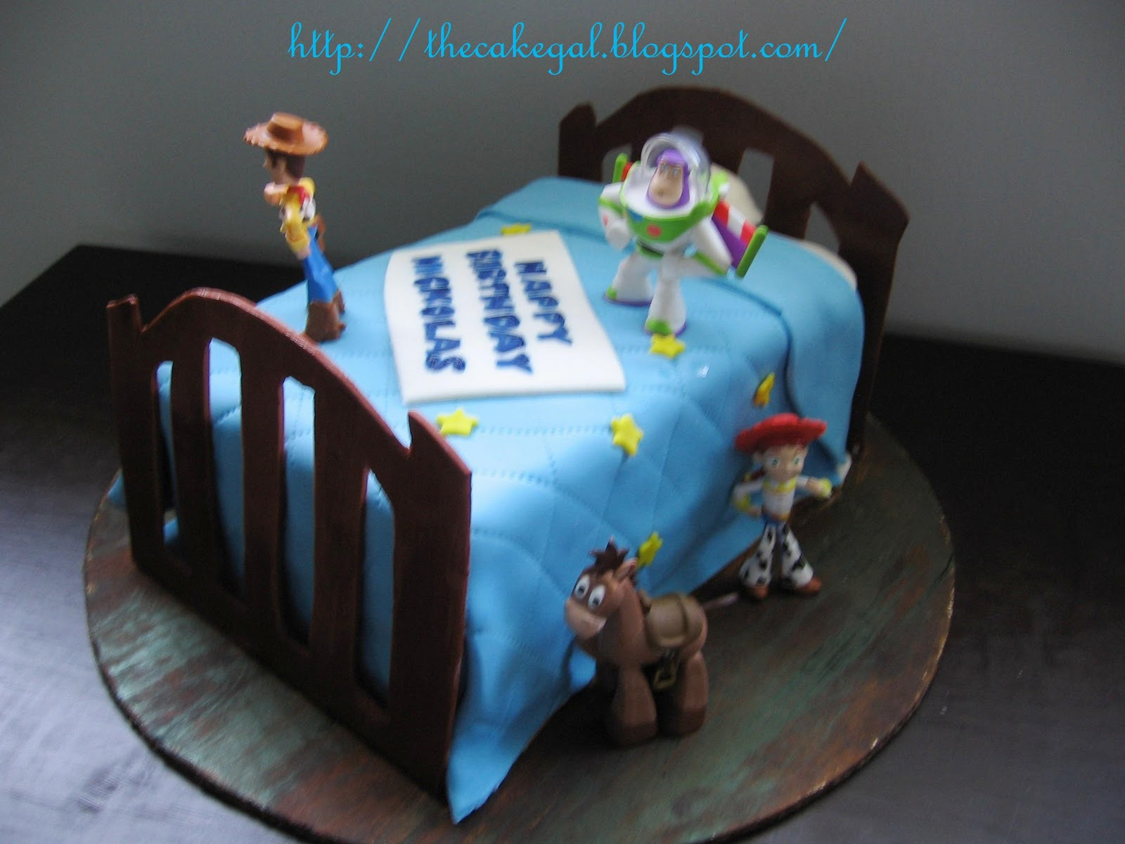 Toy Story Cakes For Boys : Cakes toy story cake