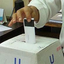 Resultado da eleição