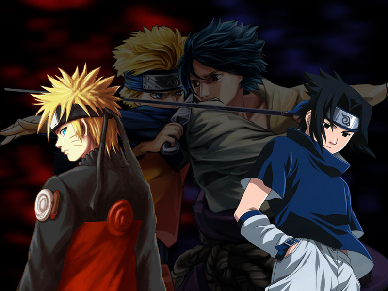 Download the File: Naruto - Free PSP Theme; After downloading the
