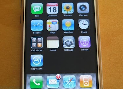 Hands On with iPhone 2.0