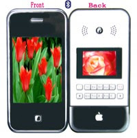 Xing Bao N98 Multi-media Phone with Dual Surfaces and Bluetooth