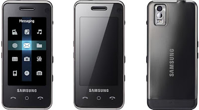 Samsung F490 Heir to the iPhone Throne
