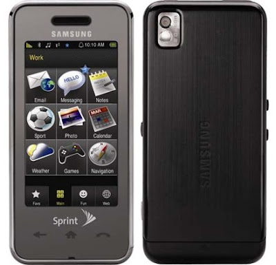 Sprint Samsung M800 announced
