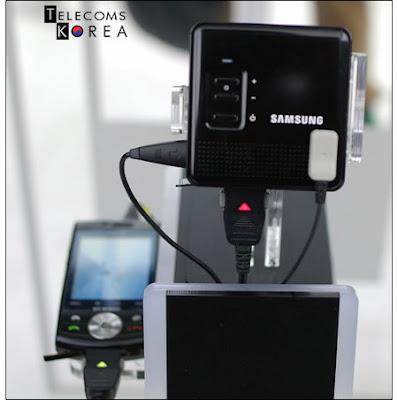 Samsung Micro Projector
