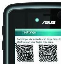 Asus M536 PDA Phone