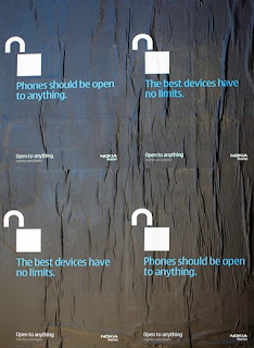 Nokia Ad Campaign Lashes Out at Apple