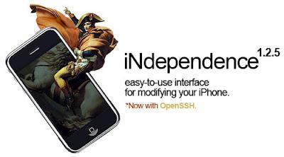 Mac GUI iPhone 1.1.1 Jailbreak Tool iNdependence Version 1.2.5 Released