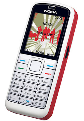 Nokia 5070 review