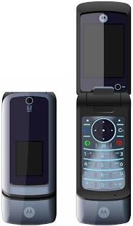 Motorola KRZR K3 - Hello Moto