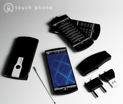 360 Touch Phone