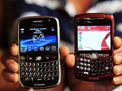 Blackberry bold-8310