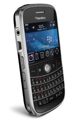 BlackBerry Bold in Romania