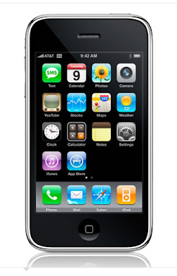 iPhone 3G in russian