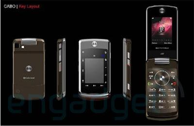 Motorola CABO i890