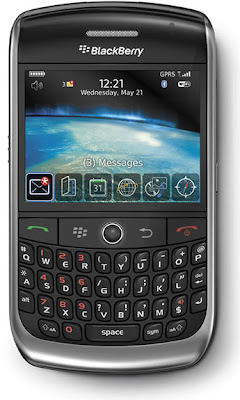 O2 to Launch BlackBerry Curve 8900