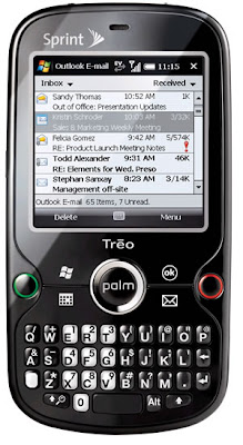 Sprint Confirmes Treo Pro Release Date