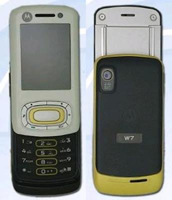 Motorola W7