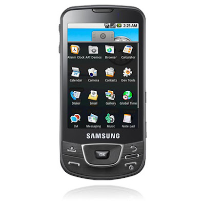Samsung Galaxy for O2 UK