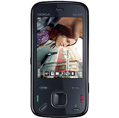 Nokia N86 NAM