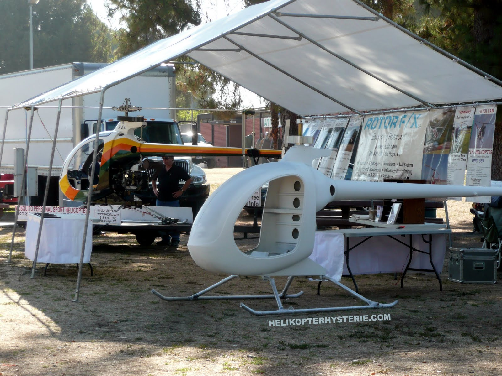 Personal Helicopters for Sale