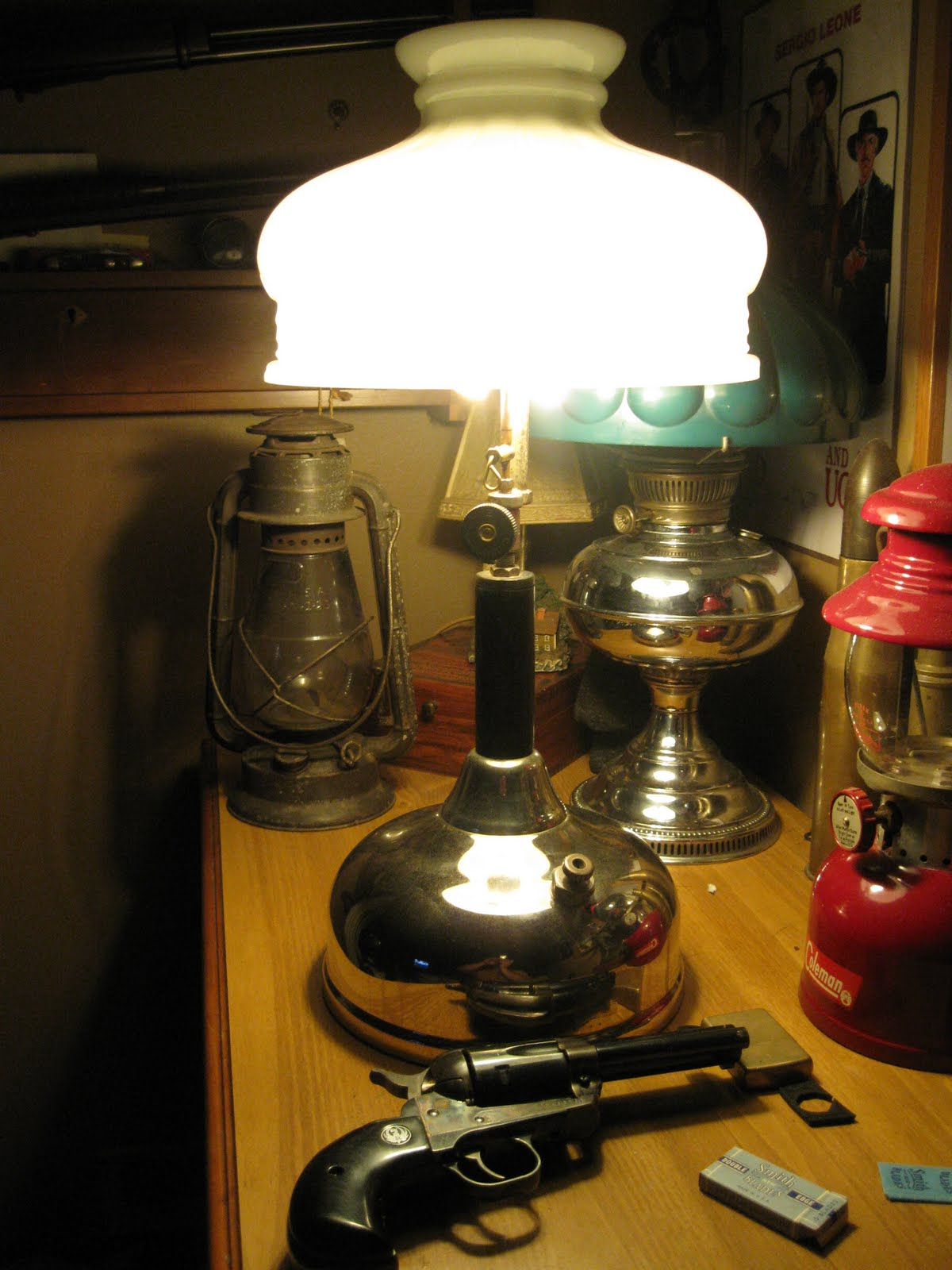 Vintage Coleman Lanterns Collecting Coleman Lanterns And