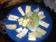 Un plato de quesos para empezar