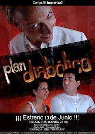 PLAN DIABOLICO- JUEVES DE JUNIO A LAS 21 HS