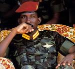 Le président du Faso.