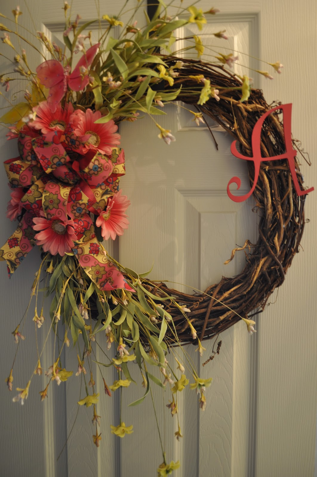 The teal egg grape vine wreaths How to decorate a wreath