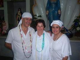 Com Mãe Cidinha