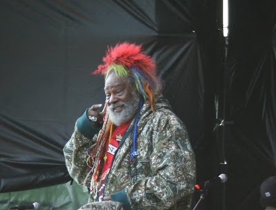 georgesmoking Make My Funk the P Funk! George Clinton & the Parliament Funkadelic