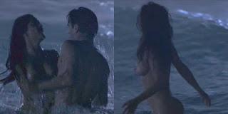 Shower nude salma Fake hayek