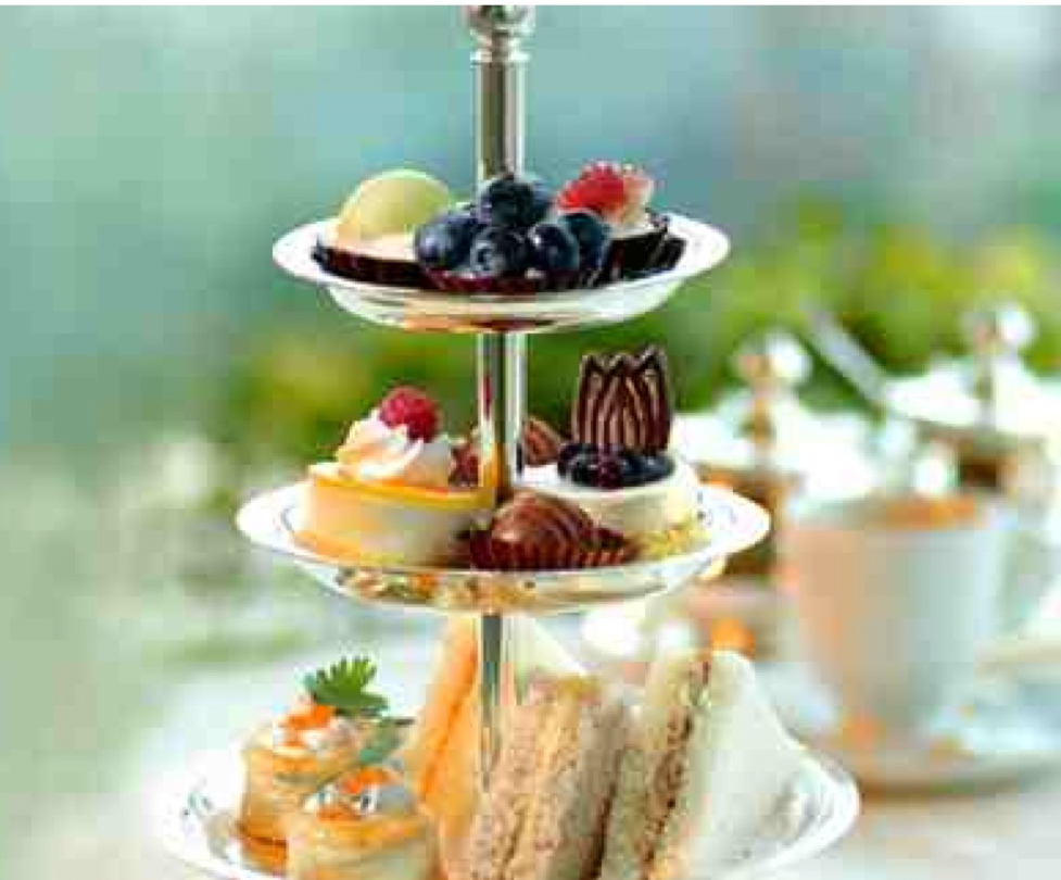 Nowadays especially in europe the high tea is back in town lots of