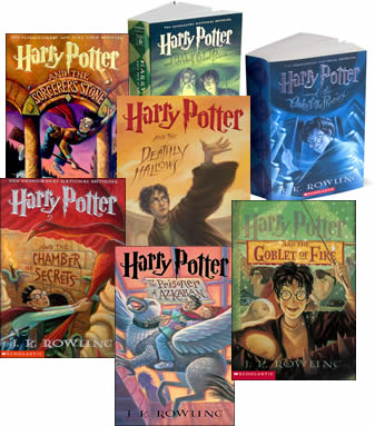 Harry Potter Series 1-7 (English & Hindi) Free Download