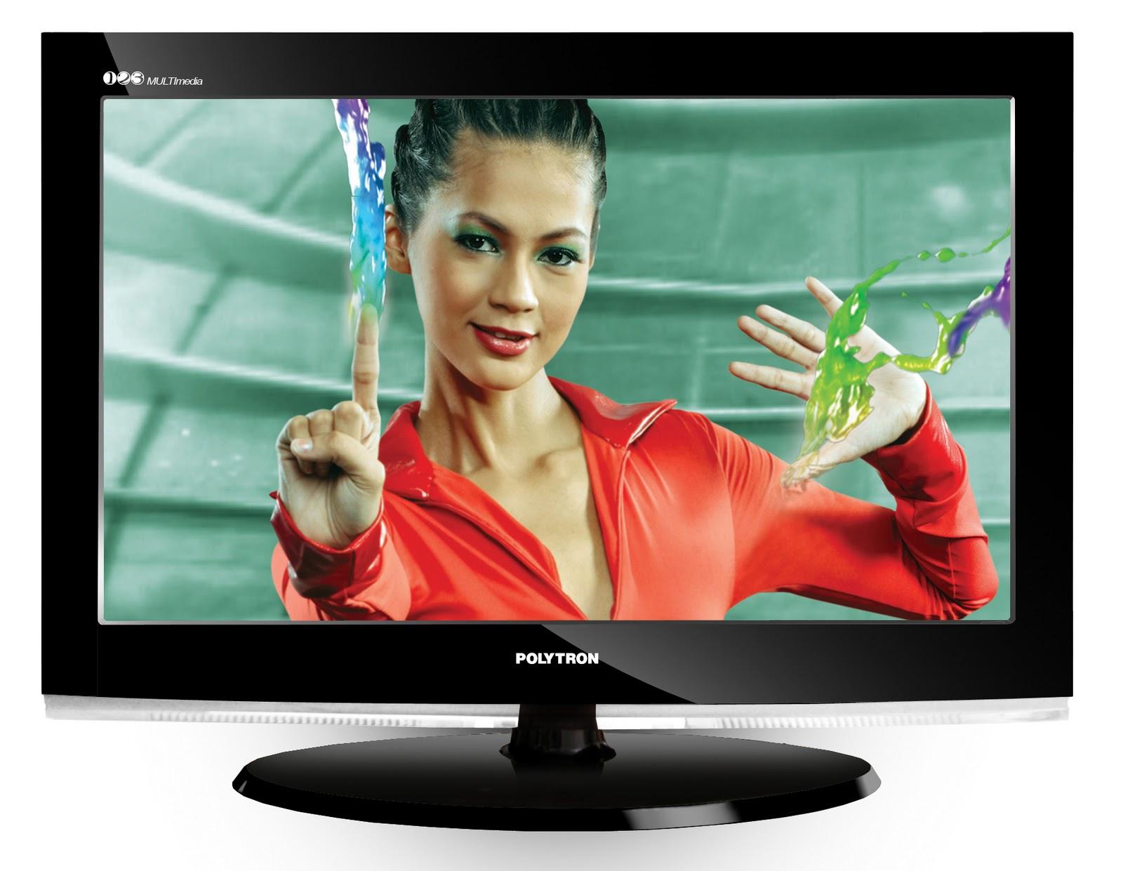 "LCD TV Polytron 32"" Harga 2jutaan"