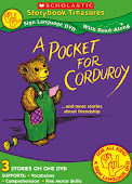 A POCKET FOR CORDUROY-3 Children&#39;s Stories $12.95